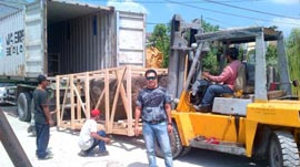 Bayu Bali Cargo Others Project